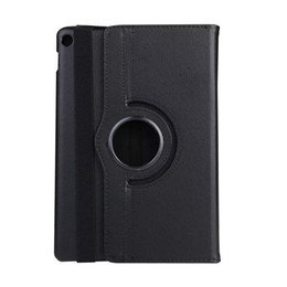 Wholesale Asus Pad Case - 100pcs 360 Degree Rotation Skin Protective Cover for Asus Zenpad 10 Z300C Z300CL Z300CG Tablet Litchi Flip Stand PU Leather Case