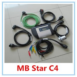 Wholesale Diagnostic Tool Polish Language - Wifi mb star sd connect 4 without HDD software for Cars&Trucks Multi-language for MB sd connect diagnostic tool
