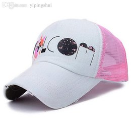Wholesale Cover Swag - Wholesale-Cover sun Sunscreen Summer style hats for women snapback sports baseball hat hip-hop caps bone swag gorras chapeu bdz-013