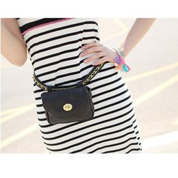 Wholesale Small Belt Bags - Fashion Waist Fanny Pack Belt Bag Pouch Travel Hip Bum Bag Womens Small Purse