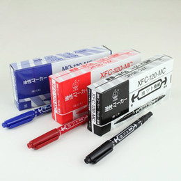 Wholesale Piercing Pen - 10pcs box Tattoo Marker Pen Piercing Marking Pen For Permanent Makeup