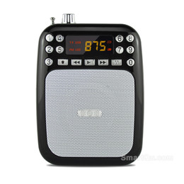 Wholesale Amplifier Voice Speaker - Teaching Microphone Specia arrive teaching microphone special amplifier for tours guide external voice lound speaker support U disk TF card