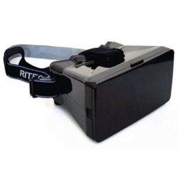 """Wholesale Cellphone Glasses - New Universal Virtual Reality 3D Video Glasses for 3.5-5.6"""" Phone Cellphone Mobile Google Cardboard ANG reality you"""