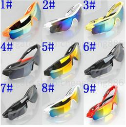 Wholesale Men S Cycling Sunglasses - New Arrival Classic Style Men' s sunglasses Outdoor Sport Sun glass cycling sunglass Google Glasses Free Shipping