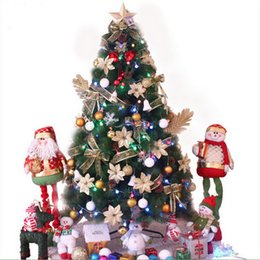 christmas tree 18 m 180cm decorated christmas tree beautifully decorated christmas gift packages - Buy Christmas Tree Online