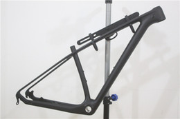 Wholesale Mtb Carbon Frame 17 - Updated 2016 T800 carbon mtb frame 29er with fork to match 29 full carbon mountain bike frame 21 19 17 15inch 27.2 seatpost