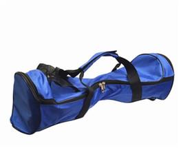 Canada 6,5 pouces sac couleur bleu noir 2 roues auto intelligent balance Scooter sacs Hoverboard skateboard électrique bluetooth haut-parleur Offre
