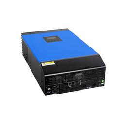 Wholesale Dc Inverter Controller - Residential Solar Panel Power Inverter Charger 2000VA 24V DC 230V AC wth Built-in MPPT Solar Charger Controller