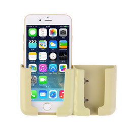 Wholesale Iphone 5s Cradle - Universal Mini Suction Cup Vehicle Car Windshield Mount Holder Cradle For iPhone 6 6s Plus 5 5s 5c For Note 4 3 For Xiaomi