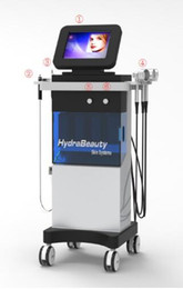 Wholesale oxygen facial treatments - Professional spa use 7 in 1 oxygen water machine SPA16 Hydra facial oxygen spray gun hydro dermabrasion led light therapy machine