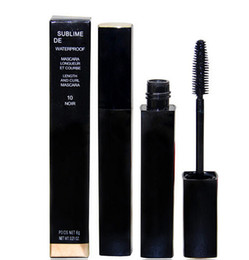 Wholesale Thick Volume Curling Mascara - Black Makeup Curling Thick Mascara Volume Express False Eyelashes Make up Waterproof Cosmetics Eyes Free Shipping