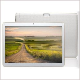 Wholesale Tablet Inch Phone Sim - Lenovo 4G RAM 32G ROM WCDMA 3G Tablets T960S Octa Core 9.6 Inch Phone Tablet PC IPS MID 2560*1600 Dual Sim GPS kids Phablet 10 10.1 inch MQ5