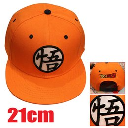 Wholesale Anime Props - Hot Anime Goku dragonball super Z Cosplay Cap yellow Novelty cartoon Hat charms Costume Props Baseball cap