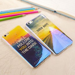 Wholesale Iphone Battery Case Pink - Neo Blue reflective Case Cover Thin TPU Soft Shell CasePhone Tide Cool Personality For Iphone 6 6s Plus 5 5s SE Case
