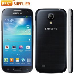 Wholesale S4 I9195 Mini - 2016 Real Special Offer Galaxy S4 Mini I9192 I9195 NFC Wifi Gps 8mp Camera 4.3'' Unlocked Refurbished Mobile Phone Shipping
