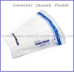 Wholesale Hot Cover 12v - 300 Pcs Hot Sale and Widely Used Intraoral DENTAL CAMERA Sleeve Sheath Cover