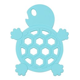Wholesale Turtle Supplies Wholesale - Wholesale- Turtle shape Silicone Pot Mat Insulation Pads Mat For Kitchen Tableware random color table mat heat resistant supply