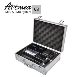 Wholesale Machine Tool Control - New products Artmex V3 Tattooing Machine Permanent Makeup Machine Electric Tattoo tools Adjustable 10 levels of speed control
