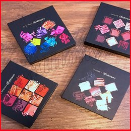 Wholesale Makeup Palette Mix - NEW obessions matte Eye Shadow Palette 9 color Beauty eyeshadow palettes Makeup smokey mauve electric warm brown