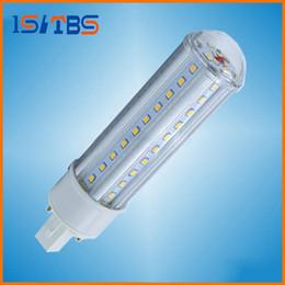 Wholesale Cfl Bulb E27 12w - New Design PL Light LED Corn Light 9W 12W 15W 18W E27 G24 Led Bulbs CFL Lamp 360 Degree AC 110-240V