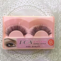 Wholesale Korean Long Hair Styles - Factory direct imported materials handmade eyelash new listing selling false eyelashes Korean style Eyelash naturally slim Korea