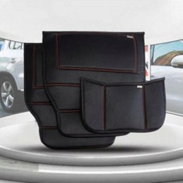 Wholesale Q Pad - eely Emgrand 7,EC7,EC715,EC718,Emgrand7,E7,X7,EmgrarandX7,EX7,SUV,GT,GC9 Borui,car seat back kick pad Cheap padded car seat cover High Q...