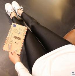 Wholesale Leggings Slim Thighs - Huang's Leggings Women Black Fitness Leggings Body Shaper Slimming Leggings Pantyhose Pants Control Panties Slimming Thigh Legs Lift Hips