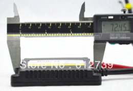 Wholesale Hid Slim 55w Ballast Replacement - 12V 55W SLIM HID Xenon Replacement Electronic Digital Conversion Ballast 12 month warranty ballast case