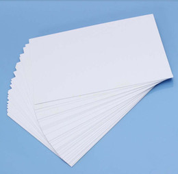 Wholesale Photographic Inkjet Paper - 100 Sheet  Lot High Glossy 4R Photo Paper For Inkjet Printer Photographic High Quality Colorful Graphics Output Album covers ID photo