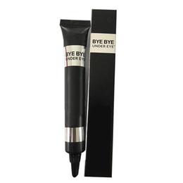 melhor maquiagem natural Desconto Melhor preto sob o corretivo do olho adeus sob o corretivo impermeável cosmético da composição da cobertura completa do olho