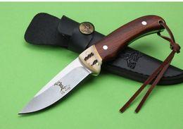 Hochwertiges rettungsmesser online-Hochwertiges 2016New BROWNING ElkRidge, das örtlich festgelegtes Messerrettungsmesser kampierendes Messer des Messers440 bestes freies Verschiffen des Messers hängte