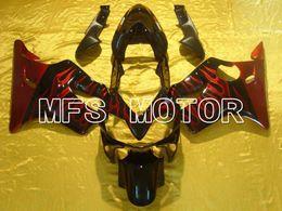Cbr f4i einspritzverkleidungen online-ABS Verkleidung Spritzguss Karosserie-Kit für Honda CBR600 F4i 2001 2002 2003 CBR 600 01-03