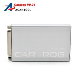 Wholesale Auto Ecu Chip - 2018 New Arrival Auto Repair (radios,odometers, dashboards, immobilizers) Carprog Full V10.05 ECU Chip Tunning Car Prog Free Ship