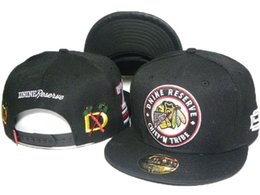 Wholesale D9 Reserve - Dnine D9 Reserve CHIEF'N TRIBE black Snapback Hats for men and women fashion hip hip caps Free Shipping DD