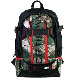 bolsa de la escuela patines de deslizamiento ejercicio placa mochila mochila Tarjeta del patín del monopatín al aire libre mochila mochila mochila Deporte desde fabricantes