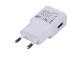 Wholesale Digital Universal Charger - High quality EU Standard QC Fast Charging USB Travel Charger for Smartphone iPhone iPad iPod and 5V Digital Products