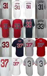 Wholesale Jerseys Baseball 33 - 2017 Cheap Mens Lady Kid Toddler Boston 31 Jon Lester 33 Jason Varitek Bill Lee Home Away Alternate Cool Flex Base Baseball Jerseys