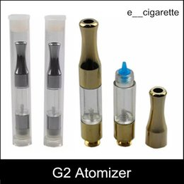Wholesale Mouthpiece Ecig - G2 Cartridges BUD Touch O-pen G2 Metal CE3 G2 Metal Mouthpiece Vaporizer E Cigarette Vape Mods Ecig Oil Cartridge Tank Wax