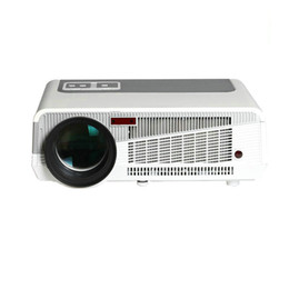 Wholesale Video Game Education - Brightest 3000lumens 2000:1 Contrast Full HD Led Multimedia HDMI USB PC Home Cinema Game Projector
