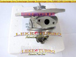 Wholesale opel turbocharger - Turbo Cartridge CHRA RHF5 8971371098 hole distance=80mm Turbocharger For ISUZU Trooper Jackaroo For OPEL Monterey 98- 4JX1T 3.0L