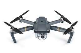 Wholesale Rc Quadcopter Dji - 2017-Newest DJI Mavic Pro Folding FPV Drone With 4K HD Camera, OcuSync Live View GPS GLONASS System RC Quadcopter