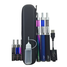 Wholesale E Mini Case - VisionSpinner Mini Protank 3 Long Zipper Case Kit - E-cigs Starter Kit VisionSpinner electronic cigarette vape wax pen Kit