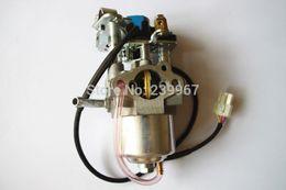 Wholesale Free Inverter - Carburetor w  motor 12V DC fits Yamaha MZ80 148F inverter generator free postage 79CC 84CC carb 4 stroke 79CC OHV genset