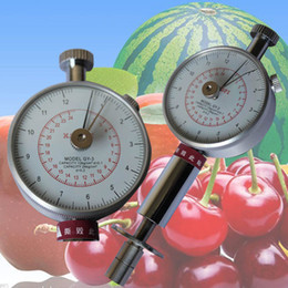Wholesale Hardness Meter - HANDPI GY-3 Fruit Penetrometer Hardness Testers Fruit hardness meter