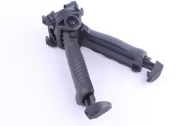 Wholesale Tactical Vertical Fore Grip - T-POD G2 Vertical grip with rail Tactical Fore grip & Bipod QD System for 20mm rail airsoft