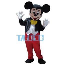 Wholesale 2017 Wedding Minnie Mascot Costume Pink Minnie Mouse Mascot Costume