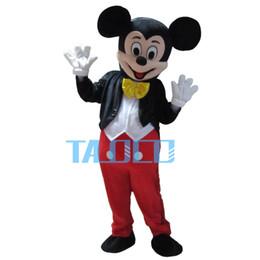 Wholesale Costumes Xxl - 2017 Wedding Minnie Mascot Costume Pink Minnie Mouse Mascot Costume Free Shipping