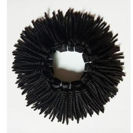 Professionnel de traitement Brésilien Cheveux Humains Trames Afro Crépus Bouclés Indien de Malaisie Pas Cher remy Cheveux À Vendre Usine Prix 50g / pc 300g / lot ? partir de fabricateur