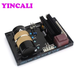 Wholesale Single Phase Voltage - Automatic Voltage Regulator R448 for Brushless Type Diesel Generator Set Single phase or three phase voltage sensing optional