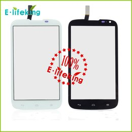Wholesale Hot Touch Digitizer - 100% brand new top quality and hot sale black & white touch screen digitizer for Huawei G610 free shipping+tracking number